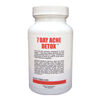 Top 7 Day Acne Detox